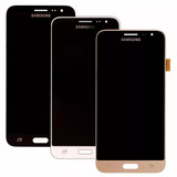 Frontal Tela Display Samsung J3 Sm j320m ds J320 C  Brilho