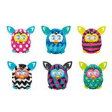 Furby Boom A Mind Of Its Own Hasbro 2013   Boneco Eletronico