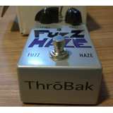 Fuzz Haze Throbak Electronics  analogman