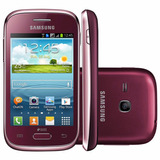 Galaxy Young Plus S6293 Dual Chip  Android   Seminovo