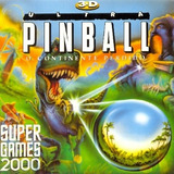 Game Pc Cole��o Folha 2000 3d Ultra Pinball Continente Perdi