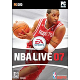 Game Pc Nba Live 07 Edi��o De Luxe Dvd Rom