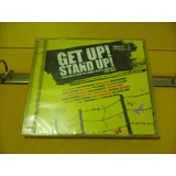 Get Up! Sand Up! - The Human Rights Concerts - Cd