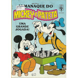 Gibi Disney: Almanaque Do Mickey  02   Abril   Bonellihq