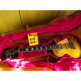 Gibson Les Paul Standard Gold Top 2001   Goldtop Traditional