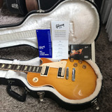 Gibson Les Paul Traditional Pro 2012 Honeyburst Usa C  Case