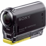 Go Pro Camera Sony Action Cam Hdr as20  Filma Em Full Hd