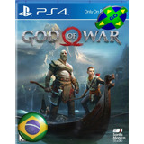 God Of War    Ps4 Original 1   Português   Envio Já