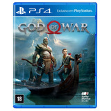 God Of War   Ps4   Mídia Física