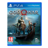 God Of War 4 Ps4 Midia Fisica Português Playstation Lacrado
