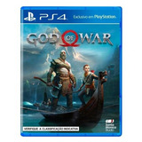 God Of War Ps4 Portugues Br Midia Fisica Pronta Entrega