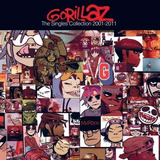 Gorillaz   The Singles Collection 2001 2011 Cd