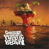 Gorillaz Plastic Beach Cd  Lacrado Original
