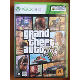 Grand Theft Auto V Gta 5   Xbox 360  legendado Em Portugues