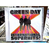 Green Day International Superhits  Cd Original Novo Lacrado