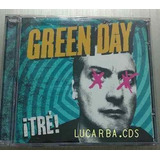 Green Day Itré Cd Lacrado Original De Fabrica