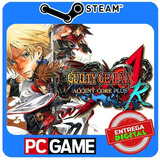 Guilty Gear Xx Accent Core Plus R Steam Cd key Global