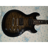 Guitarra Bc Rich Exclusive Serie  Top Quilted Maple