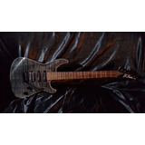 Guitarra Bc Rich Villain One Trans Black