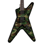 Guitarra Dean Dimebag Camo Ml   Musical Store