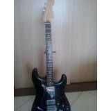 Guitarra Fender Stratocaster Black Top