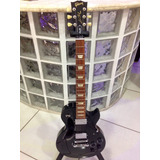 Guitarra Gibson Les Paul Studio Chrome Ebony Usa