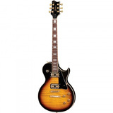 Guitarra Golden Gld 155g Brb Les Paul   Refinado