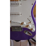 Guitarra Groovin Strato New York Series   Base Suporte