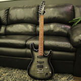 Guitarra Ibanez Sa 260 Fm Tgb Transparent Gray Burst