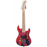 Guitarra Infantil Marvel Spider Man Kids Gms k1   Phx