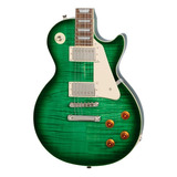 Guitarra Les Paul EpiPhone Standard Plus Top Pro Green Burst