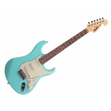 Guitarra Memphis By Tagima Strato Mg 32   Surf Green