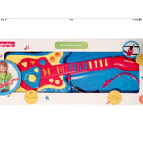 Guitarra Musical Fisher Price