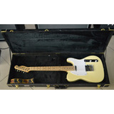 Guitarra Telecaster Fender China   Com Case