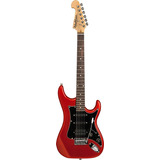 Guitarra Washburn Stratocaster S2hm Red