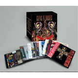 Guns N  Roses Box Set 9 Cd s 2 Dvd s Discografia P  Entrega
