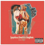 Halsey   Hopeless Fountain Kingdom  cd
