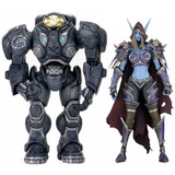 Heroes Of The Storm Raynor E Sylvanas Neca 2017 Game