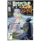 Hq   Batman Detective N� 606 Ano 1990