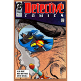 Hq   Batman Detective N� 611 Ano 1990