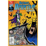 Hq   Batman Detective N� 617 Ano 1990
