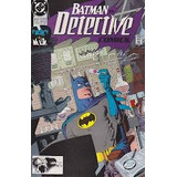 Hq   Batman Detective N� 619 Ano 1990