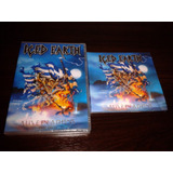 Iced Earth   Alive In Athens   Cd Triplo   Dvd  Lacrado