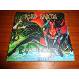 Iced Earth   Cd Duplo Days Of Purgatory   Lacrado   Nacional
