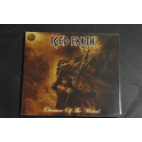 Iced Earth Overture Of The Wicked Cd Digipak