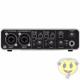 Interface Audio Usb Behringer Midas Umc202 Hd   Kadu Som