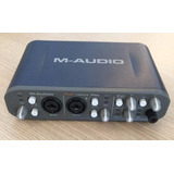 Interface Usb M audio Fast Track