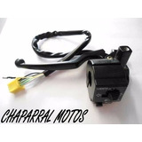 Interruptor Do Farol Suzuki Yes 125 At� 2007 Punho C\ Manete