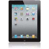 Ipad 2 16gb Apple Wi fi 3g Preto Mc773br a Vitrine Nfe