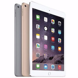 Ipad Air 2 128gb Apple Wi fi   Cellular 4g Lacrado   Nfe